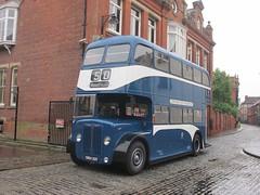 KHCT 337 OKH337 High St, Hull at Big Bus Day 2016 (4) (1280x960) (dearingbuspix) Tags: 337 preserved khct kingstonuponhullcorporationtransport okh337 bigbusday bigbusday2016 corporationtransport