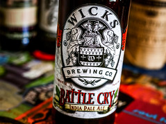 Wicks Brewing Co. - Battle Cry IPA (fourbrewers) Tags: wicksbrewingco iebeer inlandempire beerweek