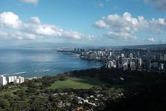 View from the top (ShezBot2) Tags: honolulu oahu hawaii diamondhead