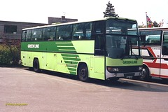 2WD28A C141 SPB (Fransang) Tags: leyland tiger berkhof everest lcbs london country c141spb btl41 green line