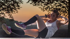 Workout (tamstth) Tags: strong fitness strongfitness woman europe mezkvesd hungary outdoor sunlight hungarianphotographer color colorful photo photography people canon 6d girl lady colors workout gym