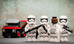 If you have a problem... if no one else can help... and if you can find them... maybe you can hire... The A-Team. (Alan Rappa) Tags: ateam lego legominifigures legophotography sonya6300 starwars stormtrooper theforceawakens tweetme