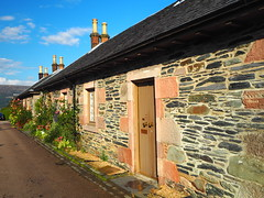 Luss 1 (Jan Enthoven) Tags: scotland highlands loch lomond luss scenery vista water mountains