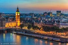 Westminster (James Neeley) Tags: bigben elizabethtower westminsterpier victoriapier london jamesneeley