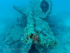 Wreckdiving: HMS Stubborn - A Submarine Wreck Deep Down Under A Choppy Sea (office@fst-int.com) Tags: diveblog gozo hmsstubborn kissrebreather malta rebreather sidemount submarine ww2wreck