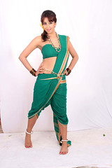 South Actress SANJJANAA Photos Set-6-Mahanadi Clips (5)