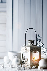 white retro lamp of fire (lyule4ik) Tags: decoration outdoor xmas vintage grunge candle rustic evening advent winter reindeer noel tree nobody copy red seasonal horizontal holiday deer celebrate star outside light decor christmas burn shining blurred nostalgia abstract snowflake season wood lantern decorate decorative retro newyear december country antique wooden space snow elk branch eve