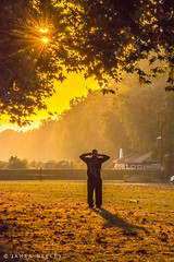 Look to the Light (James Neeley) Tags: hydepark london sunrise jamesneeley