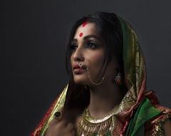 Bangladeshi girl. (Living in the past) (Siddiqui, sayeed) Tags: portrait bangladesh studiowork