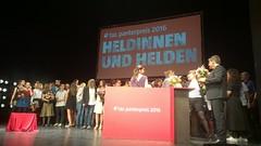 WP_20160917_105 (Tore Dobberstein) Tags: taz panther preis theater berlin preisverleihung dorf der jugend tobias burdokat grimma alte spitzen fabrik