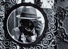 Autoportrait (Loiamax) Tags: portrait andalucia andalusia estate summer black blackandwhite biancoenero bardejo nijar desert
