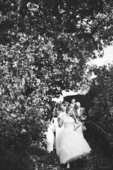 A stroll in the park (nathan.shepherd88) Tags: wedding park bride tunbridge wells bw blackandwhite celebration nature scenery
