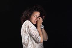 Gabi (Juan David Durn Domnguez) Tags: canon vendas bogota desaparecido documental juandaviddurn mujer retrato