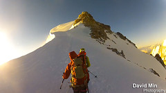 Chamonix Mont-Blanc - Reaching the Summit (GlobeTrotter 2000) Tags: travel vacation mountain snow france alps ice expedition alpes french europe vertigo peak glacier adventure explore climbing summit chamonix mont blanc mb clim ascent alpinism alpinist