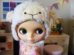 baa baa Alena sheep!