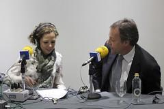 Joyería Suiza en Radio Vigo (4) (Joyería Suiza) Tags: en radio suiza pato manuel ser noelia entrevista entrevistas otero joyería