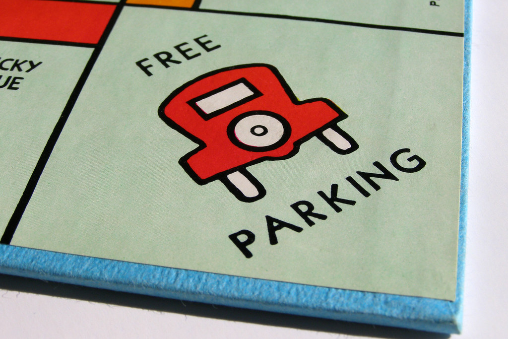Monopoly Free Parking Ver2 by ccPixs.com, on Flickr