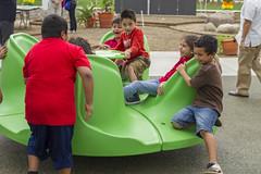 El Sereno - Los Angeles, CA (gametimeplay) Tags: motion playground merrygoround gametime freestanding whirls