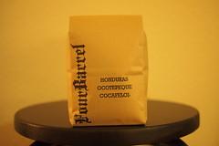 Honduras Ocotepeque Cocafelol, Four Barrel Coffee, San Francisco (taromatsumura) Tags: coffee beans fourbarrel chataromameoh