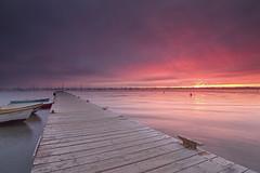 SdlR Sunrise (tpealver - www.tomaspenalver.es) Tags: sunrise canon murcia amanecer 7d marmenor santiagodelaribera hitech09ndrv