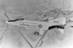 USAF RF-4C Phantom II s/n 63-7743 (skyhawkpc) Tags: inflight usaf mcdonnell rf4c phantomii garyververcollection 637743 fj743