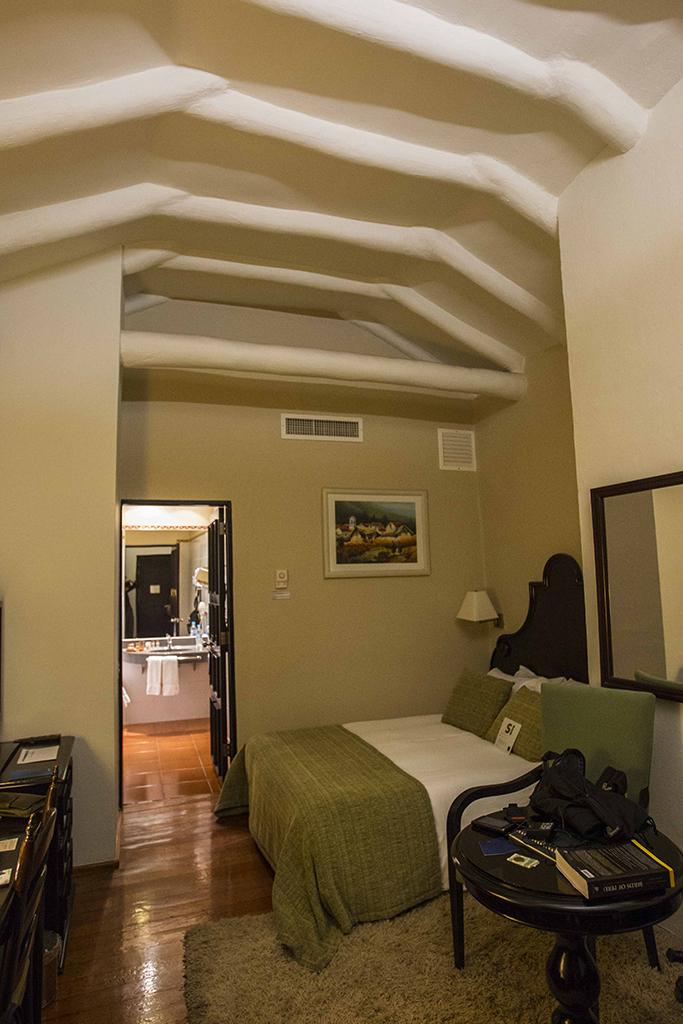 Novotel Cusco KAC7802 (Kathy Adams Clark) Tags: Peru Cusco Hotelroom  Novotel Historicsection
