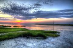 Rock Harbor Sunset (PoitNarf) Tags: sunset bay capecod hdr rockharbor canon7d
