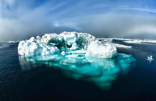 Iceberg by NOAA