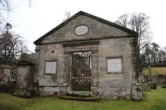Mackay mausoleum, Old Newlands, Peeblesshire (IMG_5458)