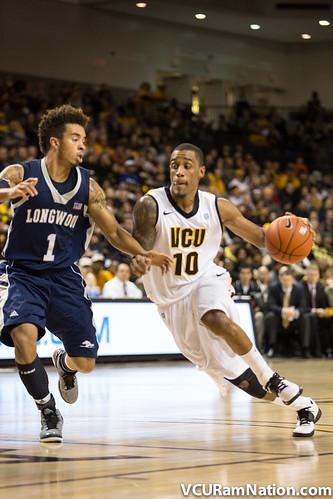 VCU vs. Longwood