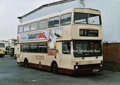 3106 G106 FJW (WMT2944) Tags: travel west ace midlands metrobus mcw 3106 wmpte fjw mk2a g106