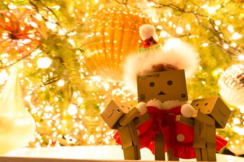 Danbo Santa Claus