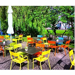 Missing green chairs. And guests. #Leiden... (A3No) Tags: netherlands leiden jj nederland tbt photooftheday picoftheday lastsunday bestoftheday igers primeshots instagramers webstagram statigram jjforum instadaily igdaily instagramhub instagood instamood igsg igersoftheday implusdaily uploaded:by=flickstagram leidenpromotion instagram:venue_name=museumvolkenkunde instagram:venue=534963 instagram:photo=2466693203456067792818061