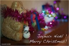 Joyeux Noël ! Merry Christmas!