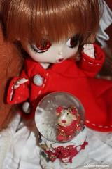 Christmas ! (Hina Matsuri) Tags: doll groove humpty dumpty lunatic byul