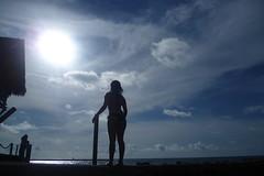 SIMPRE DE FRENTE AL SOL! (Y04N) Tags: colombia silueta isla mucura y04n