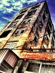 Couch Catatonia (DeeAshley) Tags: trip travel viaje autumn summer favorite usa building art abandoned up digital rural canon vintage landscape outdoors atardecer photography weird us photo yahoo interesting flickr solitude factory texas foto arte unitedstates artistic edited empty tx perspective vivid wanderlust artsy journey cielo dfw dslr desolate fortworth interesante edit 2012 g11 fotografía gainsville eeuu becauseican editado gseries tumblr prohdr iphoneedit canong11 cameraplus gogoloopie deeashley dionneashley dionnehartnett shehadpotential inaneeriesortofway