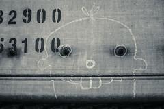 (Rob Swatski) Tags: street railroad streetart art face car train bench graffiti nikon paint grafitti streak pennsylvania tag graf rail trains tags pa railcar spraypaint boxcar graff railways hobo railfan freight freighttrain freights rollingstock fr8 monikers moniker hobotag benching freighttraingraffiti swatski d7000 nikond7000