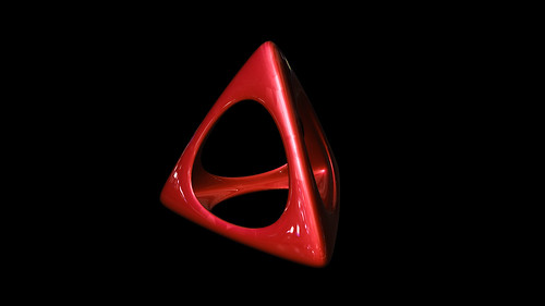 """tetrahedron soft • <a style=""""font-size:0.8em;"""" href=""""http://www.flickr.com/photos/30735181@N00/8325354825/"""" target=""""_blank"""">View on Flickr</a>"""