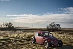 vw4 (JermyCorp Media) Tags: vw photoshop bug nikon low beetle sigma wideangle adobe chopped custom stretched 1972 tiki 1020 72 70200 f28 voodoo volkswage d300 choptop cs6 rollingshot