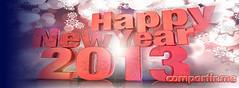 Feliz Año 2013 Imágenes Para La Portada (Compartir.me) Tags: de para feliz imagenes año nuevo compartir 2013