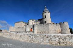 Castillo de Simancas, Valladolid (Diego Rayaces) Tags: espaa castle spain arte valladolid espagne archivo castillo historia cultura castilla simancas 1116mm