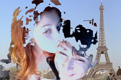 (one life, one choice) Tags: paris photobooth beso