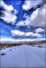 Road To The Great American Soutwest Winter (SmokinToast) Tags: show travel family blue winter light sunset summer wallpaper portrait sky bw usa cloud sun snow abstract mountains newmexico santafe southwest color sexy art love ice nature beautiful composition america canon landscape photo cool interesting friend perfect colorful skies dof shot dynamic sweet bokeh toast awesome dream scenic picture newyear romance explore telephoto photograph american 5d dreamy taos overlook smokin hdr 2012 iphone compose ipad photomatix coolshot tonemapped 2013 justclouds pictureperfect markii