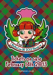 BlytheCon UK 2013 - tickets