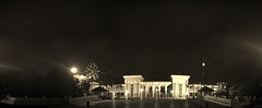 Mosque of al-akbar surabaya (Edjp Rsd) Tags: panorama mosque surabaya photosynth iphone4 alakbar uploaded:by=flickrmobile flickriosapp:filter=ocelot ocelotfilter masjidnasionalalakbarsurabaya