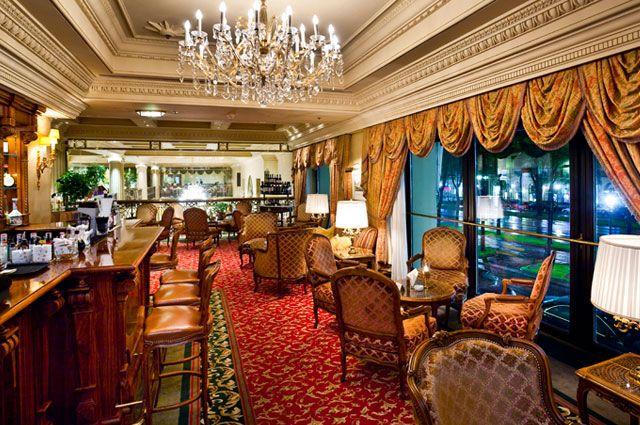 グランド ホテル ウィーンのオススメポイント:バー