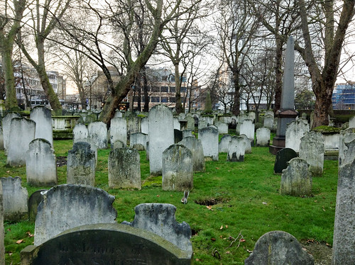 Bunhill Fields city cemetary