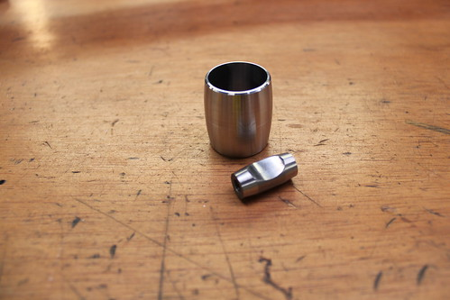 bar clamp and binder bolt