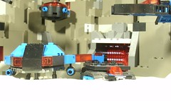 Space Police I (Mr_Minotaurus) Tags: lego space microspace microscale